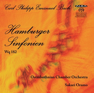 C.Ph.E. Bach: Hamburger Sinfonien Wq 182